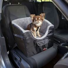 hund sicher im auto car seat dogs on tour rigid sided small dogs travel