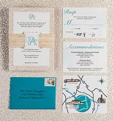 Key West Wedding Invitations