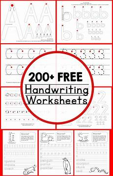 handwriting worksheets free 21619 a simple way to practice name writing before kindergarten the measured