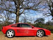 Ferrari Testarossa Replica Pontiac Fiero V6 Car For Sale