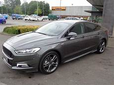 Used 2017 Ford Mondeo St Line 2 0 Tdci 150ps 5dr Hatchback