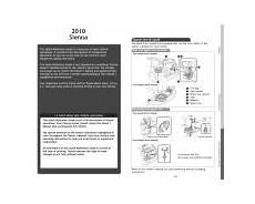 service manuals schematics 2010 toyota sienna parking system 2010 toyota sienna problems online manuals and repair information