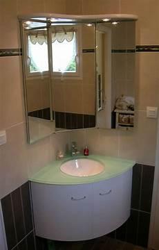 meuble de salle de bain d angle avec vasque les meubles de salle de bain d angles atlantic bain