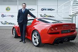 Exit Stage Left Jean Marc Gales Resigns As Lotus CEO