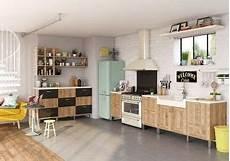 cuisine vintage moderne la cuisine vintage s affirme en d 233 co tendance cuisine