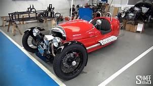 Visiting Morgan Motor Cars  Factory Tour YouTube