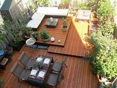 Dachterrasse Gestalten Ihre Gr 252 Ne Oase Im Au 223 Enbereich