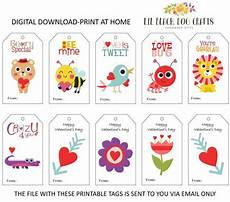 s day printable labels 20572 printable valentines days gift tags pdf etsy