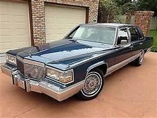 1991 Cadillac Fleetwood Brougham DEleganceexcellent