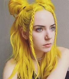 With Yellow Hair 30 creative hairstyles and haircuts for in 2020