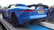 jaguar xxi jaguar f type project 7 sounds revs acceleration