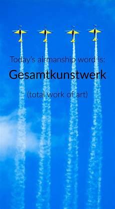 gesamtkunstwerk inner art of airmanship blog art