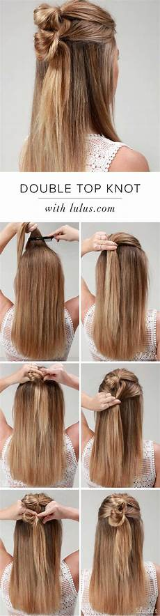 easy step by step hairstyle tutorials you can do for less