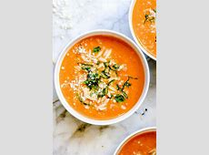 tomato basil soup for canning