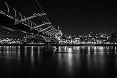 free images water horizon light black and white