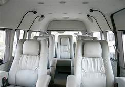 8 Seater Toyota Van Hire Delhi  Luxury Commuter