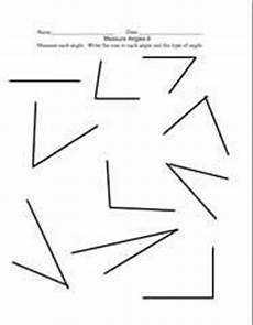 geometry worksheets measuring angles 805 angle measuring 3 measuring acute and obtuse angles learning math angles worksheet geometry