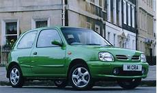 nissan micra hatchback 1993 2002 photos parkers