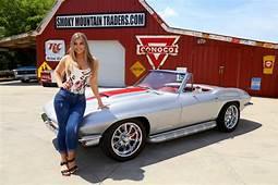 1967 Chevrolet Corvette Convertible Resto Mod Fuel