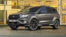 Kuga St Line - ford s new kuga considers the need for speed