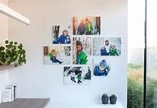 bildergalerie an der wand fotowand aus forex ihre sch 246 nsten fotos auf mehrere