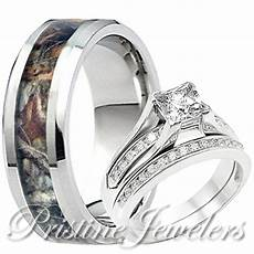 925 sterling silver ring men titanium mossy forest