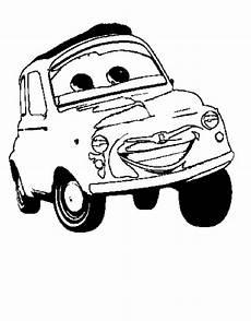 Malvorlagen Auto Cars Gratis Malvorlagen Cars