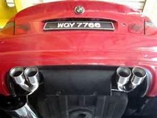 bmw e46 318i everco exhaust system