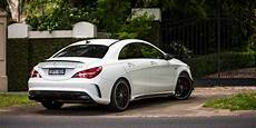 mercedes amg 2017 mercedes amg cla45 review caradvice