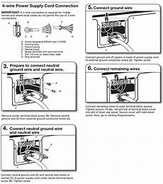 electrical where does the ground wire go in a 3 prong dryer cord configuration home