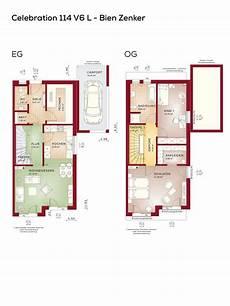 Doppelhaush 228 Lfte Grundriss Schmal Mit Pultdach Architektur