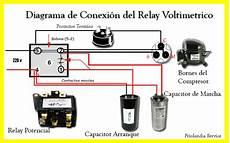 conectar relay de arranque madrid org sanidad