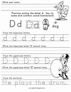 letter d worksheets 24203 the letter d