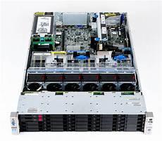 hp proliant dl380p gen8 storage server 2x xeon e5 2690 8