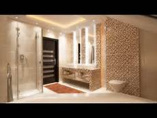bathroom interior design styling with modern led ceiling lights film 3d hd youtube