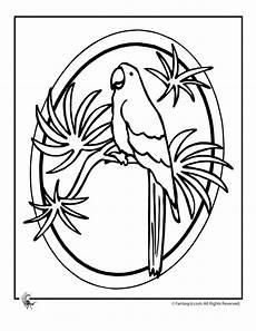 themed coloring pages 17626 jr parrot luau coloring page luau luau luau
