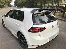 car styling mk7 golf vii 7 gti revo style carbon fiber