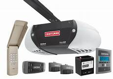 craftsman garage door opener system 3 4 hp belt craftsman 3 4 hp dc belt drive car garage door opener home