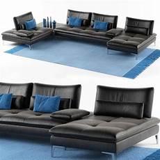 roche bobois sofa scenario 3d turbosquid 1254558