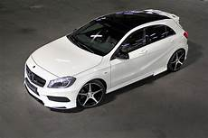 mercedes w176 tuning the mercedes a class w176 gets carlsson ized autoevolution