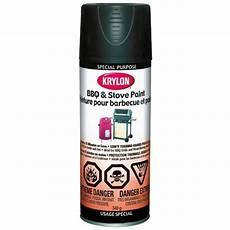 peinture haute température barbecue krylon peinture en a 233 rosol pour barbecue et po 234 le 340g