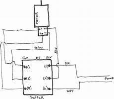 split phase motor to drum switch trap shooters