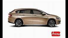 Fiat Tipo 2016 World Exclusive Fiat Tipo Sw E Hatchback