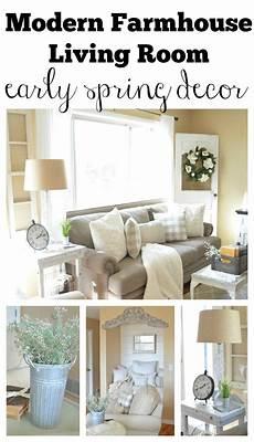 modern farmhouse living room refreshed modern farmhouse living room vintage nest