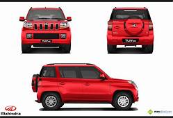 Kuv100 Review Images  2018 Dodge Reviews