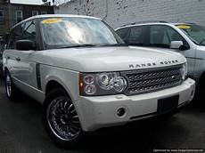 2007 Used Cars Land Rover Range Rover Supercharged White