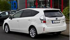 File Toyota Prius Executive Heckansicht 5 April 2014