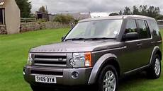 Land Rover Discovery 3 - 2009 land rover discovery 3 2 7 tdv6 gs