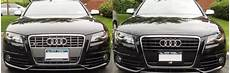 glossy black a4 s line grill on s4 audiworld forums