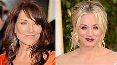 Kaley Cuoco Sweetly Reacts To Katey Sagal S Big